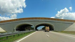 On the Polish highways. Polska - wycieczka na autostradach