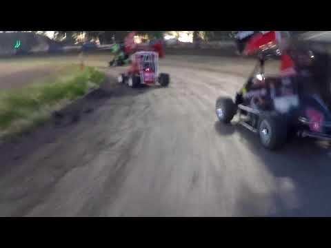 Plaza Park Raceway 4/20/18 Jr Sprint Heat 1 GoPro