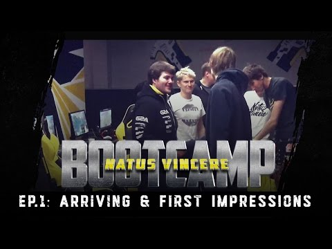 Bootcamp Episode #1: Arriving & First impressions (ENG SUBS)