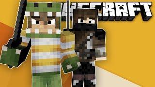 Minecraft сериал: Пиратское убежище - 4 серия (Майнкрафт Анимация | Машинима)