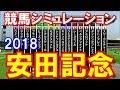 安田記念 2018 競馬予想シミュレーション by StarHorsePocket(SEGA) 【競馬予想…