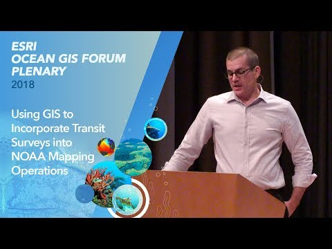 Using GIS to Incorporate Transit Surveys into NOAA Mapping Operations