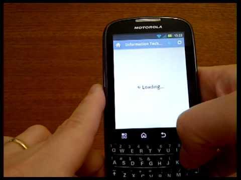 Revisíon del Motorola Pro Plus