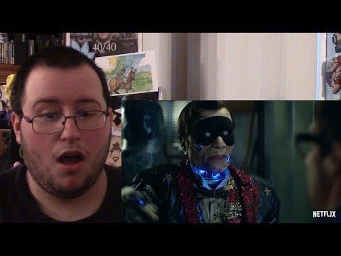 Gors Velvet Buzzsaw Trailer REACTION (SO IN!)