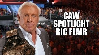 WWE 13 - CAW Spotlight: Ric Flair By