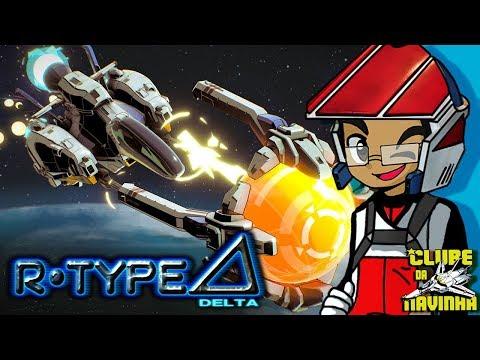 R-TYPE DELTA -