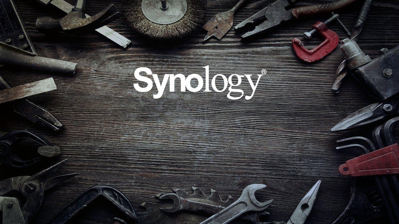 Synology Erste Schritte