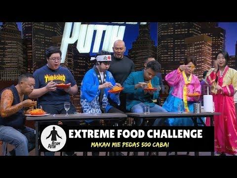 Challenge Makan Mie Pedas 500 CABAI  HITAM PUTIH 130918 24