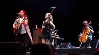 Brandi Carlile & Chloe - When We Were Young by Adele - Portland 7/30/17 Oregon Zoo