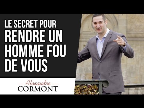 le secret ultime pour rendre un homme fou de vous youtube. Black Bedroom Furniture Sets. Home Design Ideas