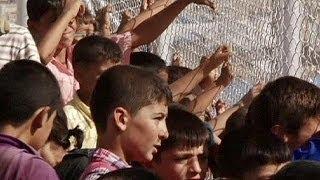 UNICEF-Bericht: im Syrienkonflikt leiden Kinder am schlimmsten