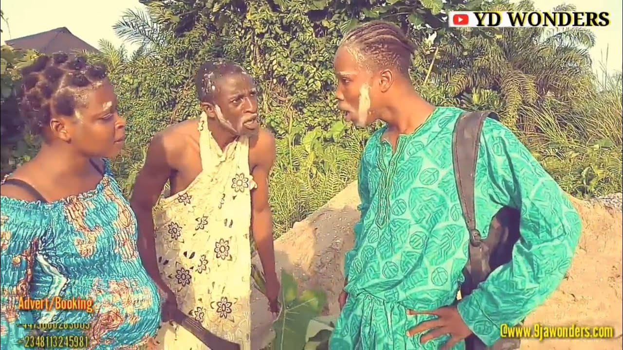 Download The Wrong Marriage Deal || Real house of comedy || [Ydwonders comedy] TB