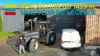 S2 - E3: RENOVATION OF THE 1455 XL: LEGENDARY TRACTOR 🚜🔊