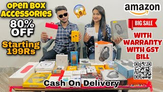 Open Box Accessories  100% Original  Amazon से Rs.10,000 OFF  Cash On Delivery  Dl84 Vlogs