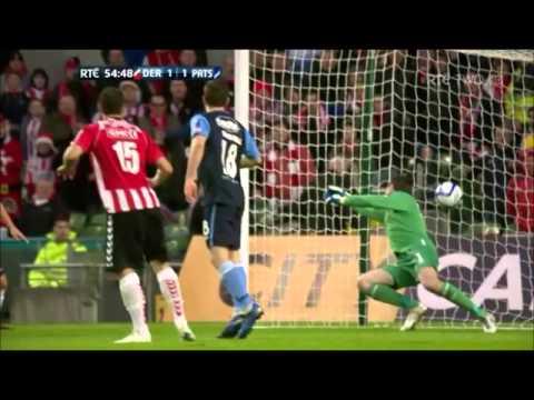 FAI Cup Final 2012 - Derry City 3-2 St. Pats - Goals