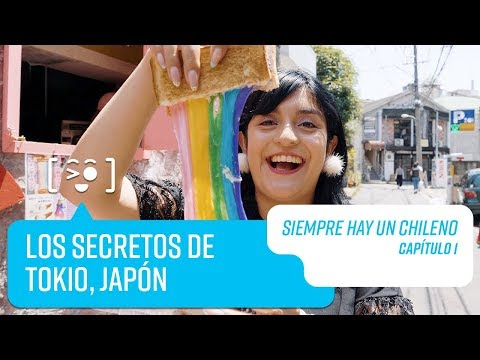 Capítulo 1: Tokio, Japón   Siempre hay un Chileno