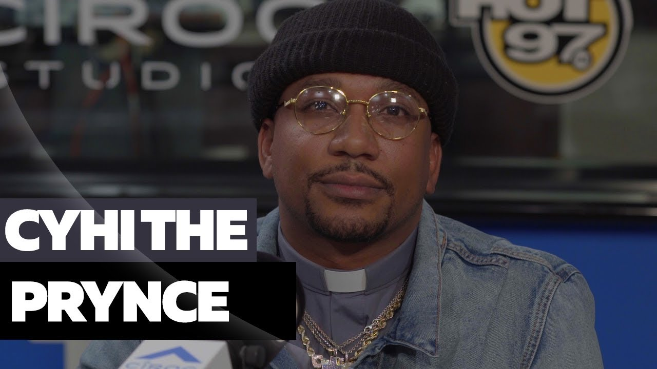 CYHI THE PRYNCE FREESTYLE ON  FUNK FLEX | #FREESTYLE084
