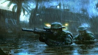 Awesome Stealth Mission from Medal of Honor Warfighter