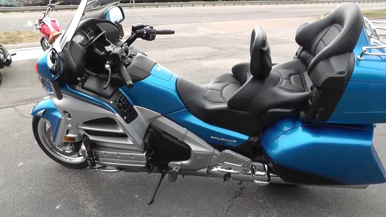 Used Motorcycle Goldwing