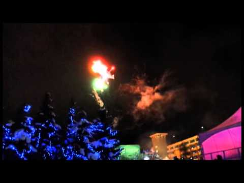 New Year's Eve, Town Square, Anchorage Alaska