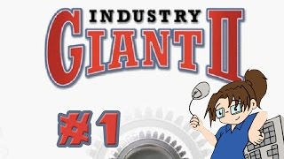 Industry Giant 2 - Greenland - Ep 1 [Greenland Furniture Industry!]
