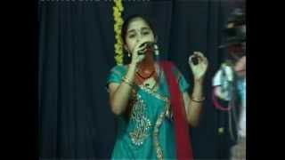 Hamsini performing Sayonara Sayonara (hindi song)