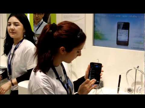 En video - Samsung Music Hub - MWC 2012