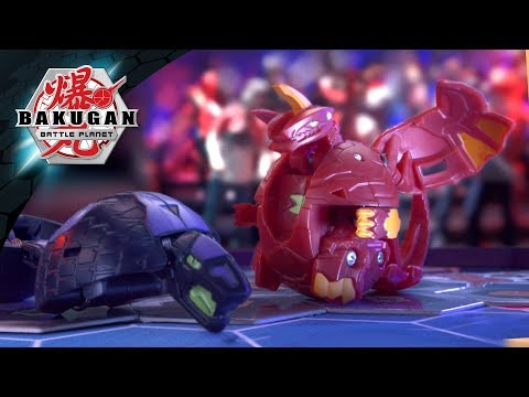 Do You Remember Bakugan? Epic Toy Battling Action Is Back!