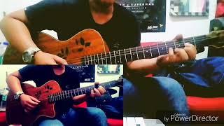 Rapuh instrumental guitar cover