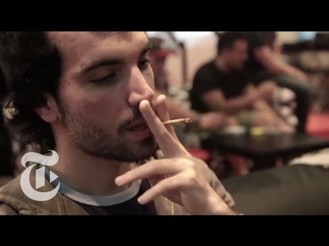 Barcelona's Cannabis Culture | The New York Times