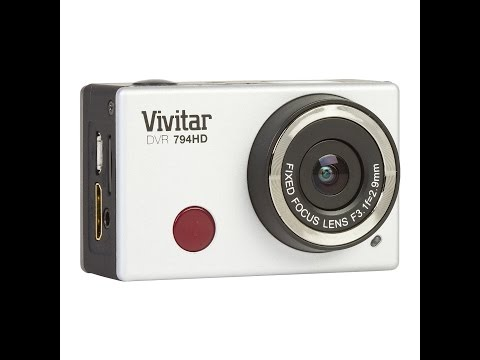 Vivitar DVR794HD Action Cam