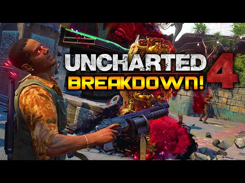 Uncharted 4 Multiplayer Gameplay Trailer Breakdown - Excited & Afraid!?