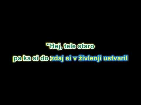 KARAOKE  Mi2 - Ko bil sn še mali pizdun
