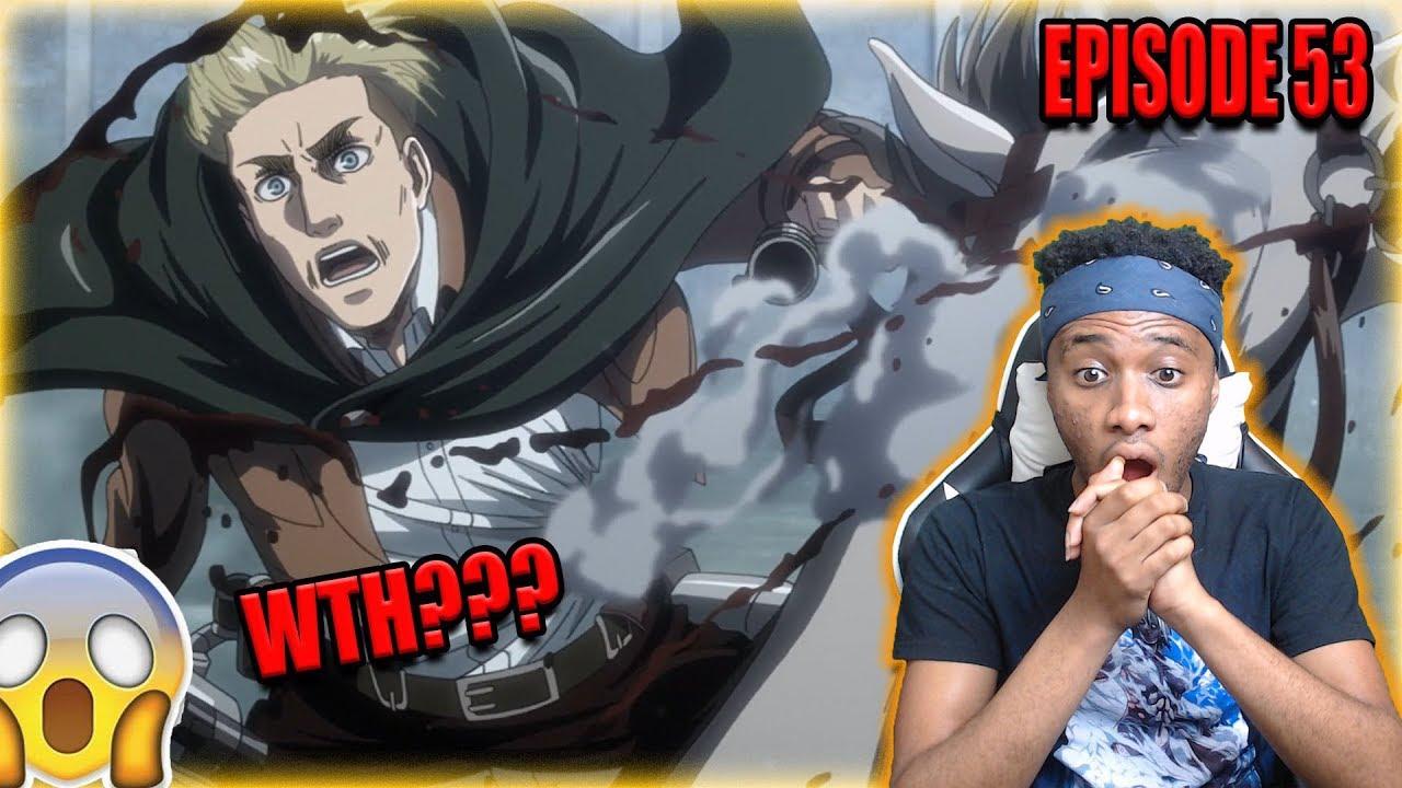 ERWIN FINAL RESOLVE!! ATTACK ON TITANS SEASON 3 PART 2 EPISODE 16 REACTION!! - YouTube
