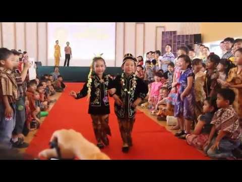 Vergeo - Evanie Fashion Show Kartini 2013