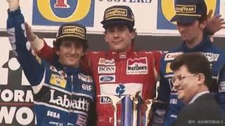 Скачать Ayrton Senna The King Of Racing