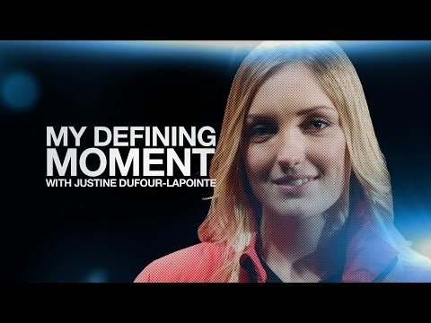 My Defining Moment: Justine Dufour-Lapointe's First Big Win