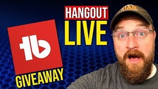 CF LIVE! | SUBSCRIBER HANGOUT | TUBEBUDDY GIVEAWAY - NO REALLY I WONT FORGET THIS TIME!
