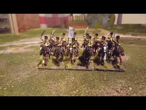 Blackpowder Napoleonic update prussian hussars