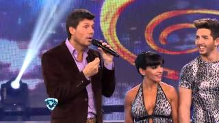 Showmatch 2012 - Pop latino y fecha de casamiento para Marcela Villagra