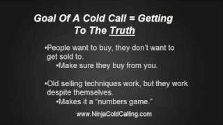 How to make cold calling effective and stress free