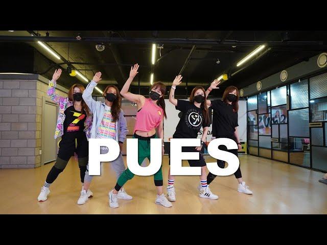 [ILOVEDANCE] ZUMBA  /  PUES  /  Luis Fonsi ft. Sean Paul, R3HAB  /  CINDY