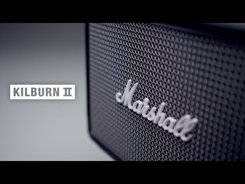 Marshall - Kilburn II Portable Speaker - Full Overview