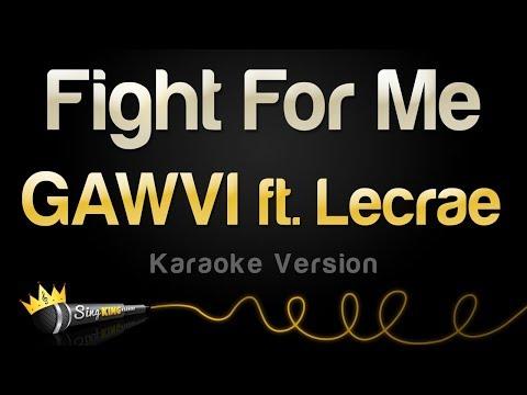 GAWVI ft. Lecrae - Fight For Me (Karaoke Version)