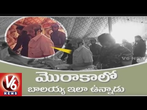 Gautamiputra Satakarni Progressing War Sequences In Morocco | Tollywood Gossips | V6 News