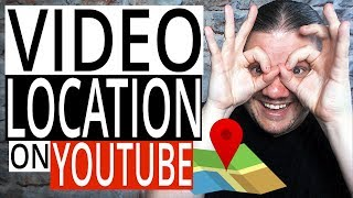 How To Add YouTube Video Location 2018 - Video Location Setting in YouTube Studio Beta