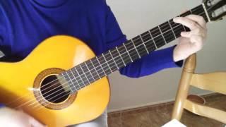 Acordes guitarra - Padrenuestro que estás en el cielo