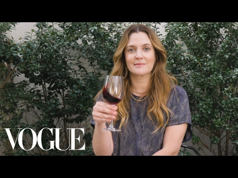 Drew Barrymore's Guide to Rosé the Right Way | Vogue