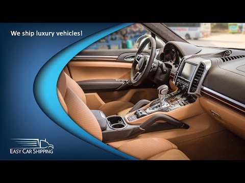 Luxury Car Transport | Ship Luxury Cars | New, Leased, Pre-Owned | Easy Car Shipping