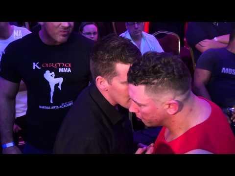 UFW: Mark Vourne vs Tom Metcalf